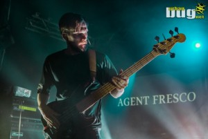 33-Agent Fresco :: Leprous @ DoB | Beograd | Srbija | Nocni zivot | Live
