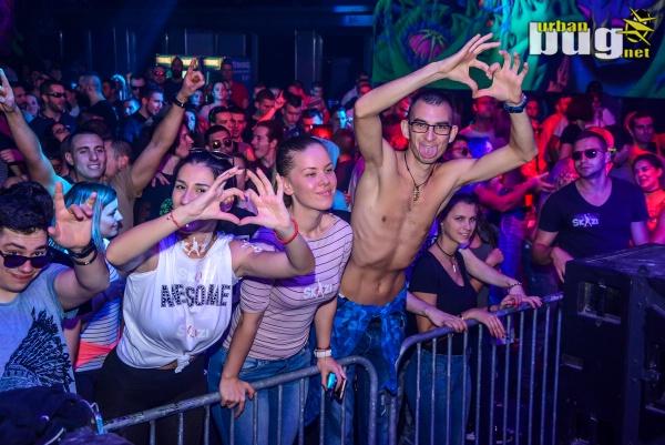 25-Skazi @ Kolos | Beograd | Srbija | Nocni zivot | Clubbing | Trance