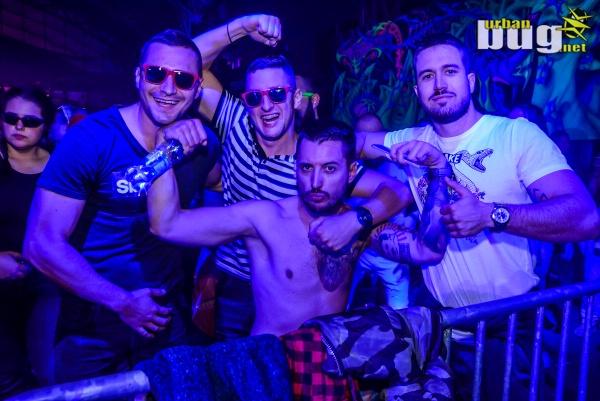 51-Skazi @ Kolos | Beograd | Srbija | Nocni zivot | Clubbing | Trance