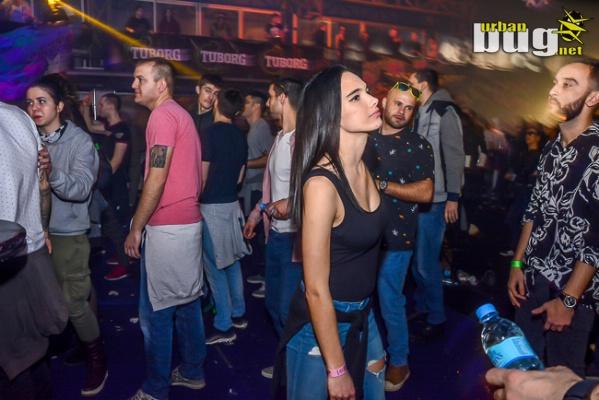 52-Star Gate 18 @ Kolos | Beograd | Srbija | Nocni zivot | Nova Godina | Clubbing | Trance