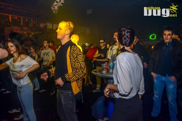 48-Star Gate 18 @ Kolos | Beograd | Srbija | Nocni zivot | Nova Godina | Clubbing | Trance