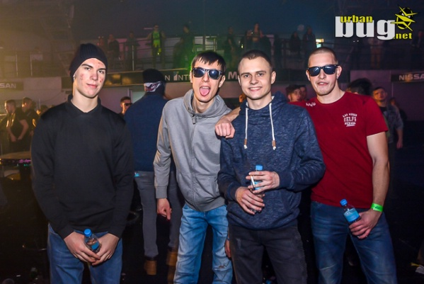74-Star Gate 18 @ Kolos | Beograd | Srbija | Nocni zivot | Nova Godina | Clubbing | Trance