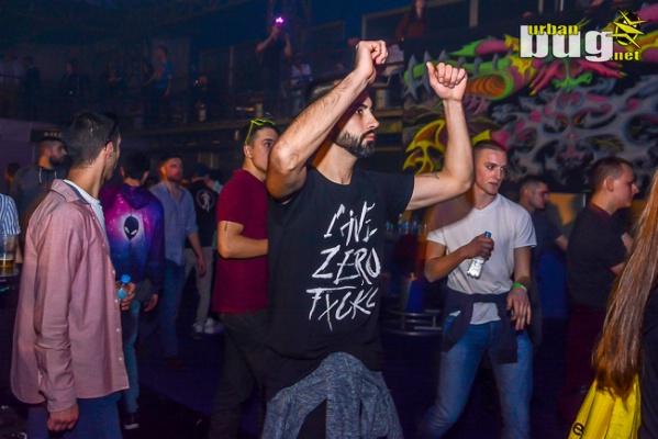 73-Star Gate 18 @ Kolos | Beograd | Srbija | Nocni zivot | Nova Godina | Clubbing | Trance