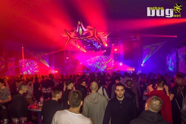 62-Star Gate 18 @ Kolos   Beograd   Srbija   Nocni zivot   Nova Godina   Clubbing   Trance