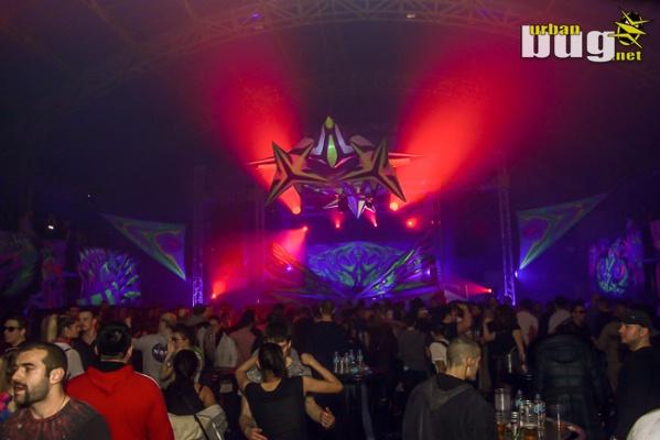 71-Star Gate 18 @ Kolos   Beograd   Srbija   Nocni zivot   Nova Godina   Clubbing   Trance