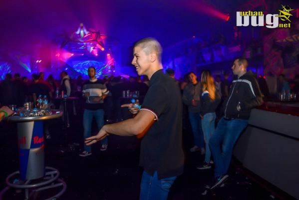 75-Star Gate 18 @ Kolos | Beograd | Srbija | Nocni zivot | Nova Godina | Clubbing | Trance
