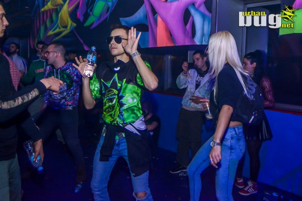 49-Star Gate 18 @ Kolos | Beograd | Srbija | Nocni zivot | Nova Godina | Clubbing | Trance
