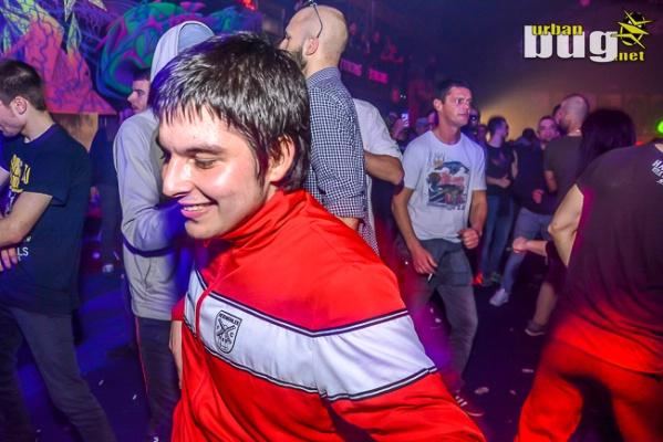66-Star Gate 18 @ Kolos | Beograd | Srbija | Nocni zivot | Nova Godina | Clubbing | Trance