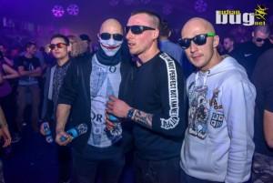 16-Star Gate 18 @ Kolos | Beograd | Srbija | Nocni zivot | Nova Godina | Clubbing | Trance