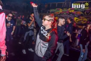 57-Star Gate 18 @ Kolos | Beograd | Srbija | Nocni zivot | Nova Godina | Clubbing | Trance