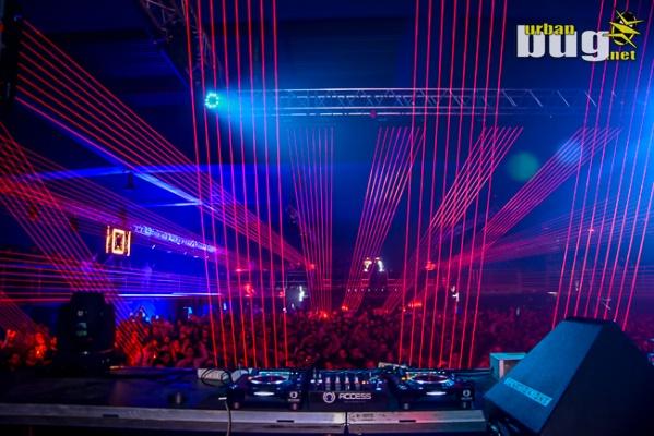 09-CDE :: Victor Ruiz @ Hangar | Belgrade | Srbia | Nightlife | Clubbing | Techno