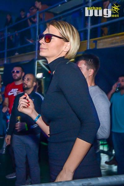 15-CDE :: Victor Ruiz @ Hangar | Belgrade | Srbia | Nightlife | Clubbing | Techno