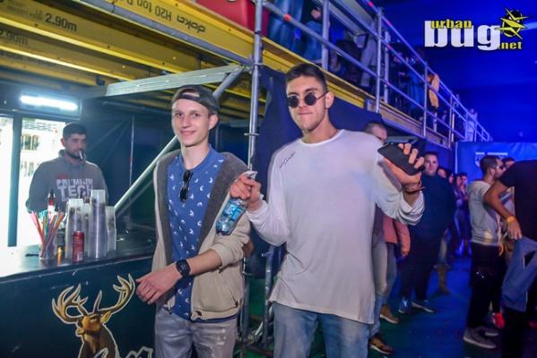 61-CDE :: Victor Ruiz @ Hangar   Belgrade   Srbia   Nightlife   Clubbing   Techno
