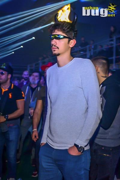 14-CDE :: Victor Ruiz @ Hangar | Belgrade | Srbia | Nightlife | Clubbing | Techno