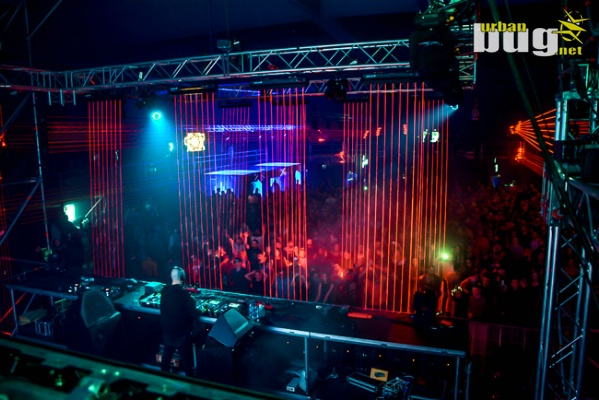 41-CDE :: Victor Ruiz @ Hangar | Belgrade | Srbia | Nightlife | Clubbing | Techno