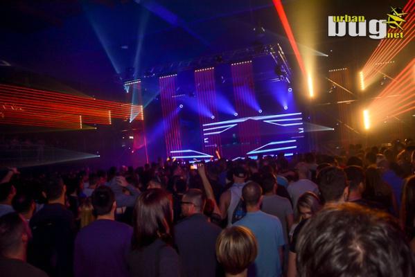 01-CDE :: Victor Ruiz @ Hangar | Belgrade | Srbia | Nightlife | Clubbing | Techno