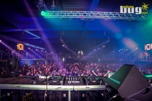 20-CDE :: Victor Ruiz @ Hangar | Belgrade | Srbia | Nightlife | Clubbing | Techno