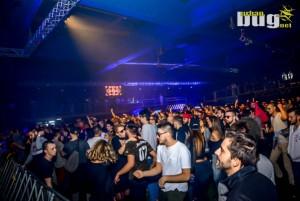 22-CDE :: Victor Ruiz @ Hangar | Belgrade | Srbia | Nightlife | Clubbing | Techno