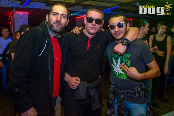 57-Poseidon XIII B-day :: ATMA @ CUK Imago   Belgrade   Serbia   Nightlife   Clubbing   Trance Party