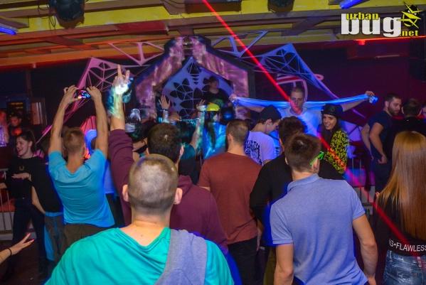35-Poseidon XIII B-day :: ATMA @ CUK Imago | Belgrade | Serbia | Nightlife | Clubbing | Trance Party