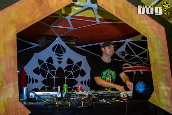 18-Poseidon XIII B-day :: ATMA @ CUK Imago | Belgrade | Serbia | Nightlife | Clubbing | Trance Party