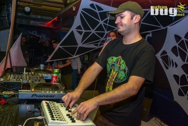 11-Poseidon XIII B-day :: ATMA @ CUK Imago | Belgrade | Serbia | Nightlife | Clubbing | Trance Party