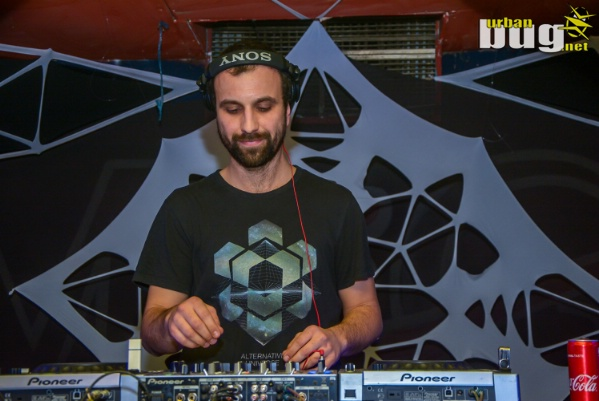 55-Poseidon XIII B-day :: ATMA @ CUK Imago | Belgrade | Serbia | Nightlife | Clubbing | Trance Party
