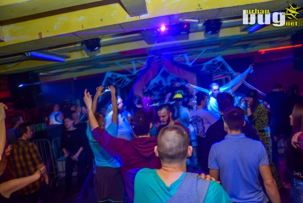 36-Poseidon XIII B-day :: ATMA @ CUK Imago | Belgrade | Serbia | Nightlife | Clubbing | Trance Party
