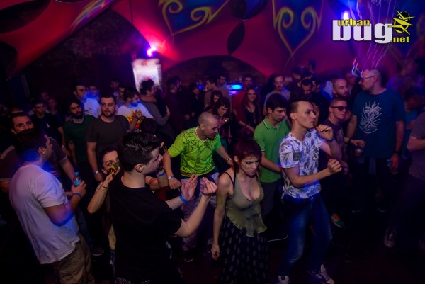 19-GOA Experience XV @ Andergraund | Beograd | Srbija | Nocni zivot | Clubbing | Trance