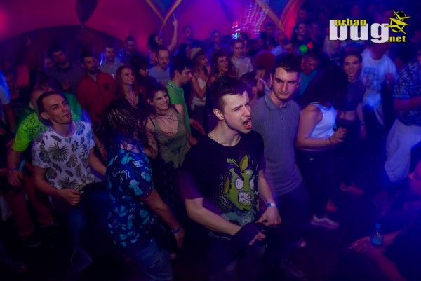 08-GOA Experience XV @ Andergraund   Beograd   Srbija   Nocni zivot   Clubbing   Trance