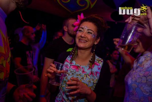 64-GOA Experience XV @ Andergraund | Beograd | Srbija | Nocni zivot | Clubbing | Trance