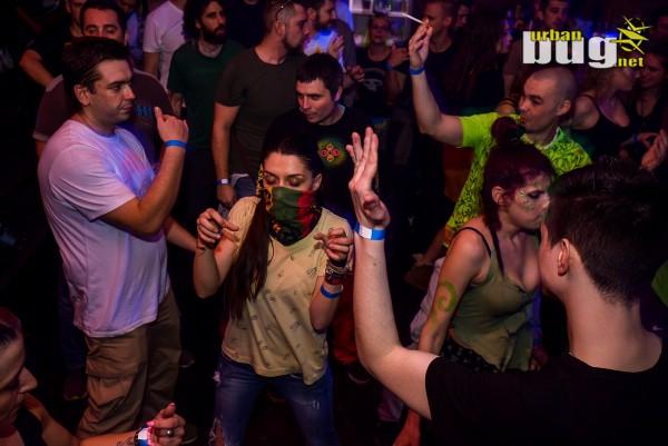 18-GOA Experience XV @ Andergraund | Beograd | Srbija | Nocni zivot | Clubbing | Trance