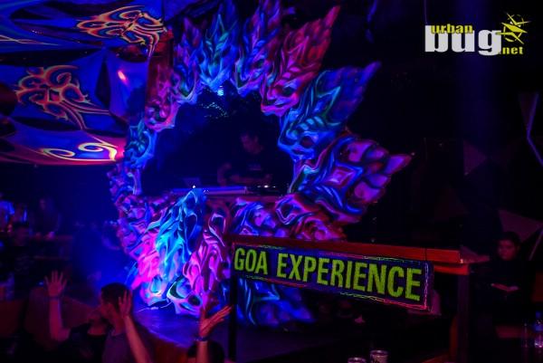 33-GOA Experience XV @ Andergraund   Beograd   Srbija   Nocni zivot   Clubbing   Trance