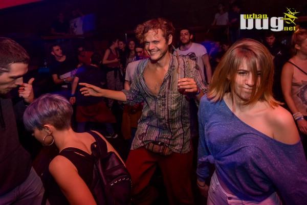 25-GOA Experience XV @ Andergraund | Beograd | Srbija | Nocni zivot | Clubbing | Trance