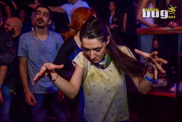 36-GOA Experience XV @ Andergraund | Beograd | Srbija | Nocni zivot | Clubbing | Trance