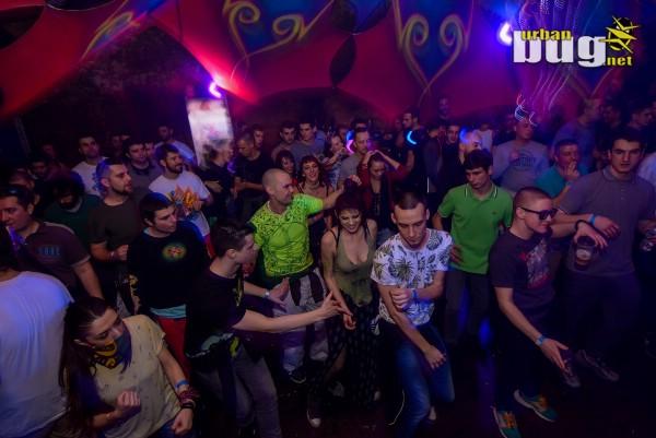 21-GOA Experience XV @ Andergraund   Beograd   Srbija   Nocni zivot   Clubbing   Trance
