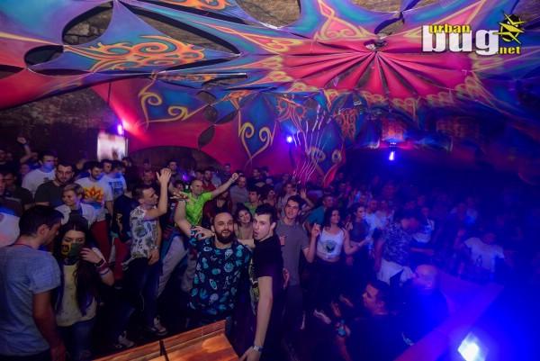 07-GOA Experience XV @ Andergraund | Beograd | Srbija | Nocni zivot | Clubbing | Trance