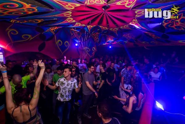 17-GOA Experience XV @ Andergraund | Beograd | Srbija | Nocni zivot | Clubbing | Trance
