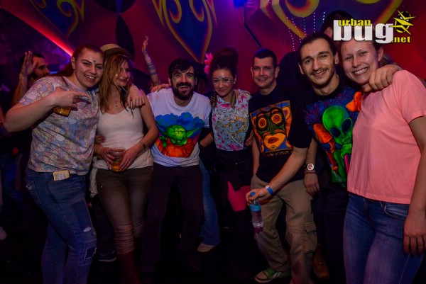 65-GOA Experience XV @ Andergraund | Beograd | Srbija | Nocni zivot | Clubbing | Trance
