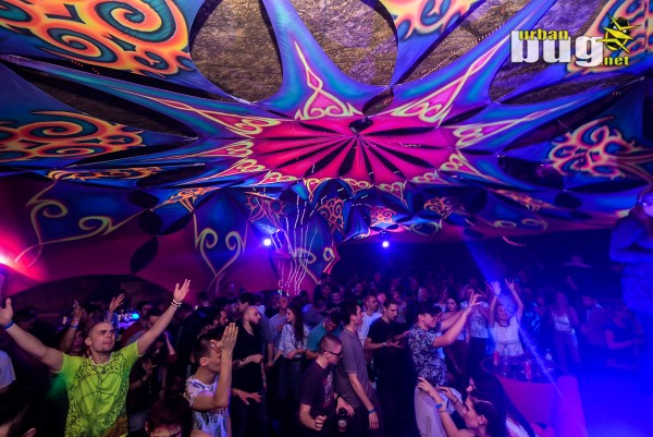 20-GOA Experience XV @ Andergraund | Beograd | Srbija | Nocni zivot | Clubbing | Trance