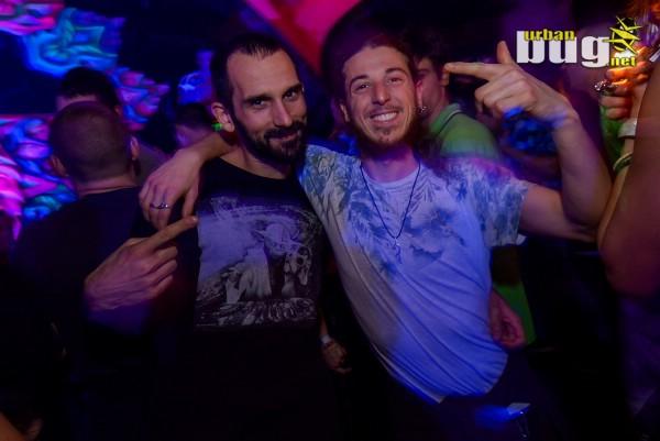 12-GOA Experience XV @ Andergraund | Beograd | Srbija | Nocni zivot | Clubbing | Trance