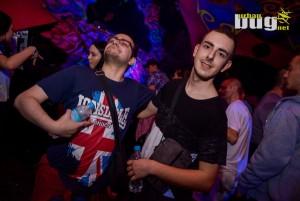 42-GOA Experience XV @ Andergraund | Beograd | Srbija | Nocni zivot | Clubbing | Trance