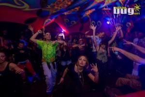 54-GOA Experience XV @ Andergraund | Beograd | Srbija | Nocni zivot | Clubbing | Trance