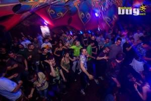 61-GOA Experience XV @ Andergraund | Beograd | Srbija | Nocni zivot | Clubbing | Trance