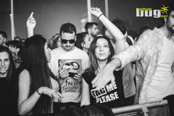 40-Hot Since 82 @ Hangar | Beograd | Srbija | Nocni zivot | Clubbing | Party