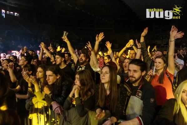 01-Goblini :: Eyesburn :: Zoster @ Kontakt 2019 | Beograd | Srbija | Nocni zivot | Rock n Roll