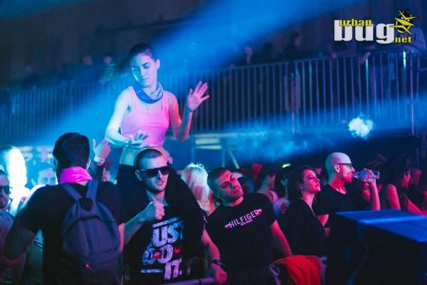 04-Apgrade :: Recondite Live @ Hangar   Beograd   Srbija   Nocni zivot   Clubbing