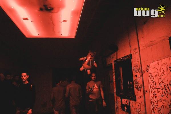 08-Apgrade :: Set Troxler @ klub Drugstore | Beograd | Srbija | Nocni zivot | Clubbing | Techno