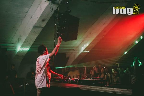 12-Apgrade :: Set Troxler @ klub Drugstore | Beograd | Srbija | Nocni zivot | Clubbing | Techno