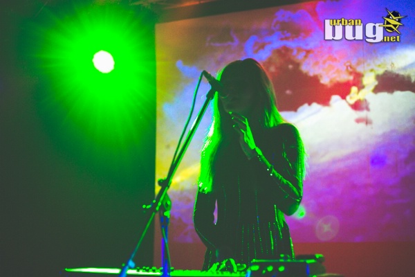 08-Still Corners @ Amerikana, DoB | Belgrade | Serbia | Nightlife | Dream Pop
